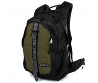 Рюкзак ONEPOLAR W919 мужской зеленый