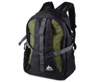 Рюкзак ONEPOLAR W921 мужской зеленый