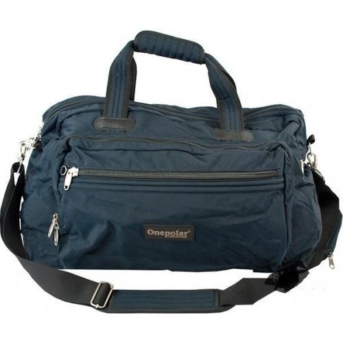 Дорожная сумка ONEPOLAR A807 синяя