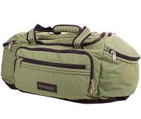 Дорожная сумка ONEPOLAR A810 зеленая