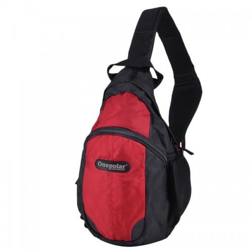 Рюкзак ONEPOLAR 1292 мужской красный