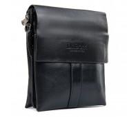 Сумка мужская планшет DR. BOND GL 202-0  черная