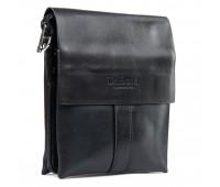 Сумка мужская планшет DR. BOND GL 202-2 черная