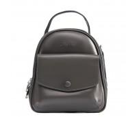 Рюкзак женский кожаный ALEX RAI 09-2 2229-220 серый