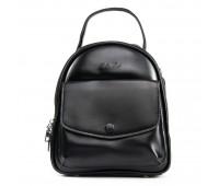 Рюкзак женский кожаный ALEX RAI 09-2 2229-220 черный