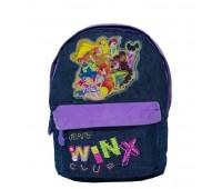 Рюкзак  для девочек Cappuccino Toys Winx CT62428.277 синий с сиреневым
