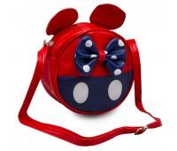 Сумка детская для девочек Мини Маус Cappuccino Toys CT7216.277 красная