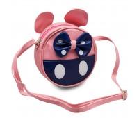 Сумка детская для девочек Мини Маус Cappuccino Toys CT7216.277 розовая