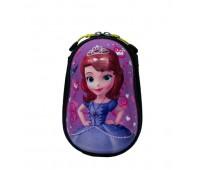 Сумка детская для девочек Cappuccino Toys Принцесса София CT4753.277 фиолетовая