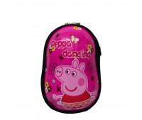 Сумка детская для девочек Cappuccino Toys Свинка Пеппа CT4753.277 розовая