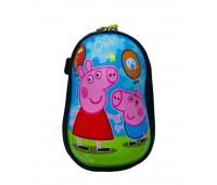 Сумка детская для девочек Cappuccino Toys Свинка Пеппа CT4753.277 голубая