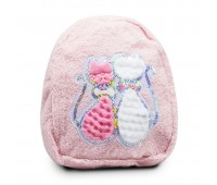 Рюкзак детский меховой Cappuccino Toys Кошки CT7018.277 розовый