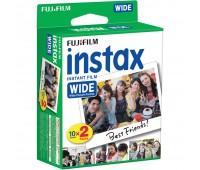 Фотобумага Fujifilm instax Wide Instant Film (10pcs x Twin Pack)