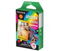 Фотобумага Fujifilm instax MINI Rainbow Film (10 Exposures)