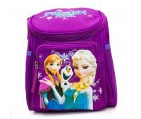 Детский рюкзак Холодное сердце Cappuccino Toys дошкольный фиолетовый