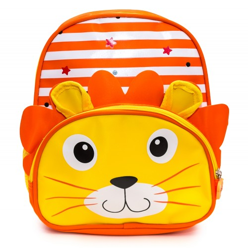 Детский дошкольный рюкзак Львенок Cappuccino Toys универсальный