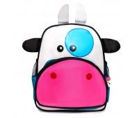 Детский дошкольный рюкзак Корова Cappuccino Toys универсальный
