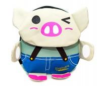 Детский дошкольный рюкзак Поросенок Cappuccino Toys универсальный