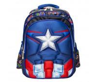 Рюкзак школьный Капитан Америка Xiang Huang на колесах