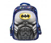 Рюкзак школьный Бэтмен Batman Xiang Huang на колесах