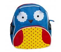 Детский дошкольный рюкзак Сова Cappuccino Toys CT8142.277 универсальный
