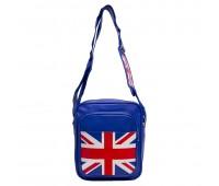 Сумка подростковая Cappuccino Toys Британия CT642.277 синяя