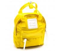 Детский дошкольный рюкзак Cappuccino Toys CT1971.277 желтый