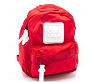 Детский дошкольный рюкзак Cappuccino Toys CT1973.277 красный