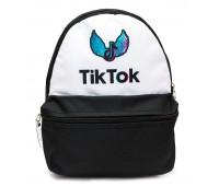 Рюкзак подростковый Cappuccino Toys TIK TOK 1533-1 черный