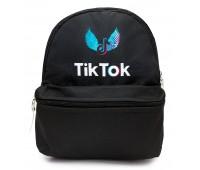 Рюкзак подростковый Cappuccino Toys TIK TOK 1533-2 черный