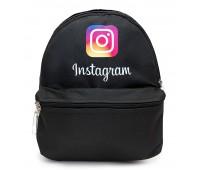 Рюкзак подростковый Cappuccino Toys INSTAGRAM 1533-6 черный