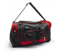 Дорожная сумка Gear Bag GB7043.277 черная с красным