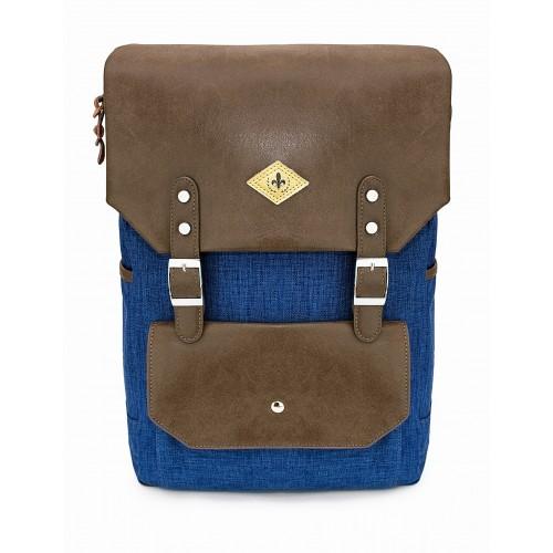 Рюкзак Destiny Favor 6005 мужской для ноутбука синий (DF-001dg)
