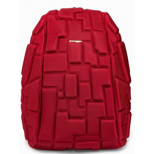 Рюкзак Fengdong Minecraft Block Майнкрафт Блок красный (FB-MB01red)