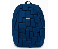 Рюкзак Fengdong Minecraft Block Майнкрафт Блок синий (FB-MB02blue)