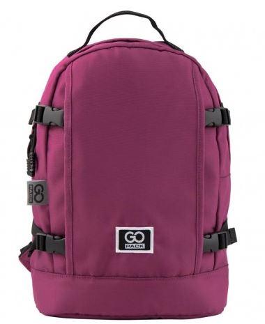 81b0f4d9ff50 ... Рюкзаки и портфели школьные Одесса. Рюкзак Kite GoPack GO19-148S-3  молодежный розовый